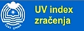 UV index zračenja